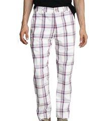 pantalón para golf aranzazu - cuadros grandes