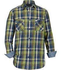 overhemd babista blauw::groen