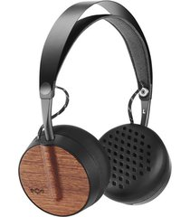 audífonos bluetooth house of marley buffalo soldier bt - negro
