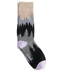 jos. a. bank forest patterned socks