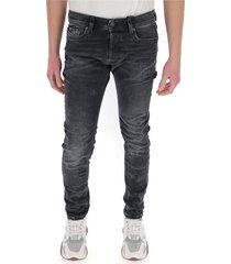 sleenker low-rise skinny jeans