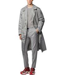 boss men's loup relaxed-fit coat