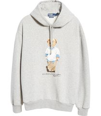 men's polo ralph lauren big bear hoodie