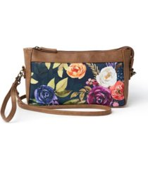 donna sharp olivia wristlet bag
