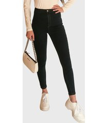jeans missguided azul - calce skinny
