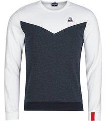sweater le coq sportif saison 1 crew sweat n 1