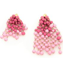 jacquemus les mimosas earrings