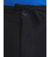 pantaloni chino con coulisse