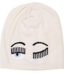 cuffia berretto donna in lana flirting