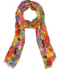 patricia nash floral print print scarf