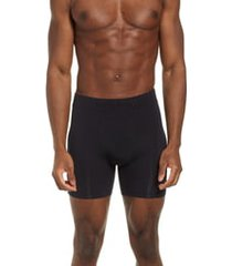 men's new balance boxer briefs, size x-large - black