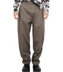 green trousers laneus