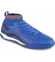 guayos jones azul-naranja para hombre croydon