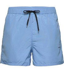 william shorts zwemshorts blauw soulland