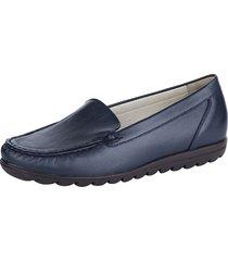 loafer waldläufer mörkblå