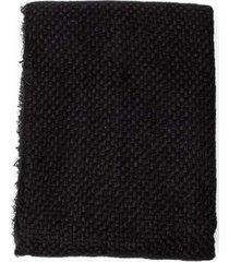 bufanda negra todomoda