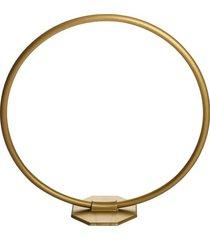 arco de mesa festplastik para balão 40cm dourado