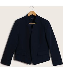 blazer azul azul 6
