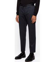 boss men's banks4 slim-fit trousers