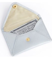 royce new york envelope credit card case