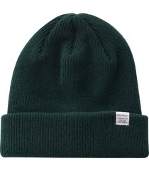 norse projects norse beanie |quartz green| n95-0569 8097