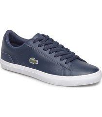 lerond bl 1 cma låga sneakers blå lacoste shoes