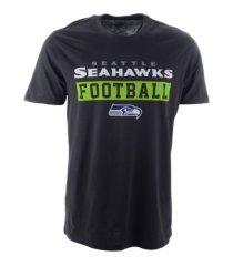 '47 brand seattle seahawks men's backdraft super rival t-shirt