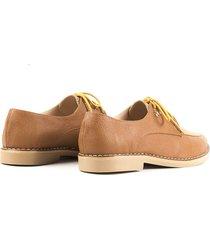 zapatos casuales para mujer cosmos café -2
