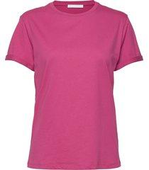 tesolid1 t-shirts & tops short-sleeved rosa boss