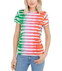 escada cotton printed t-shirt
