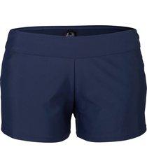 pantaloncini da mare con slip integrato (blu) - bpc selection