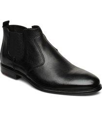 mirco stövletter chelsea boot svart lloyd
