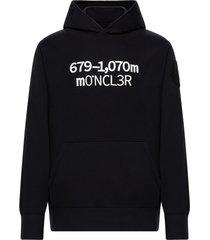 2 moncler 1952 black hoodie