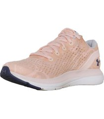 zapatilla rosa under armour charged impulse mujer 5 20255