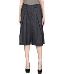 tibi 3/4-length shorts