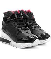 tênis infantil joy's sneaker calce fácil feminino