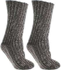 minxny women's shea butter and rose oil infused velvet vision slipper socks