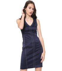 f1ab0220c Vestidos - Pesponto - Linho - Jeans - 1 produtos - Jak&Jil
