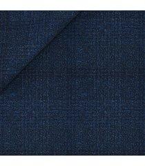 pantaloni da uomo su misura, reda, reda atto blu principe di galles, autunno inverno