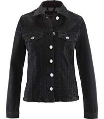 giacca di jeans (nero) - bpc selection