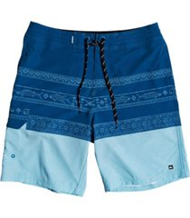 men's waterman angler triblock beach shorts