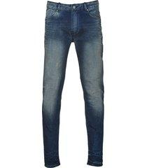 dstrezzed jeans - slim fit - blauw