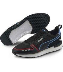 tenis - lifestyle - puma  bmw r-78 - negro - ref : 30678601