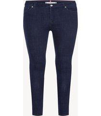 jeans harlem ultra skinny hw azul tommy hilfiger