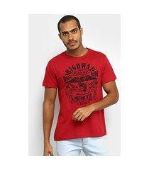 camiseta gajang motorcycle masculina