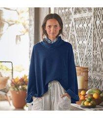 sundance catalog women's indigo days sweatshirt 2xl