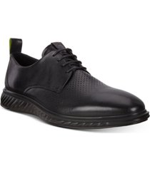 ecco men's st.1 hybrid lite modern tie oxford men's shoes
