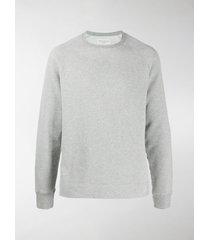 officine generale long sleeve sweatshirt
