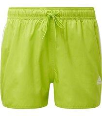 zwembroek adidas 3-stripes clx zwemshort
