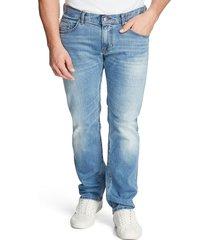 jeanss bleecker peak blue azul tommy hilfiger